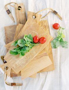 Olive Wood Cutting Board.