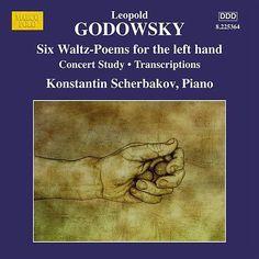 Godowsky: Piano Music, Vol. 12 de Konstantin Scherbakov
