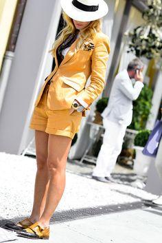 Sarah Ann Murray, Pitti Uomo, street style