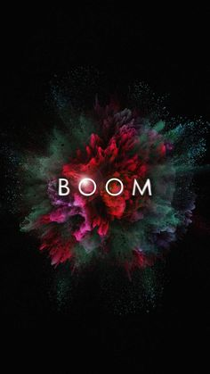Boom iPhone Wallpaper - iPhone Wallpapers