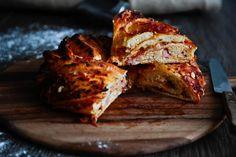 Bacon & Cheese Ring Braid