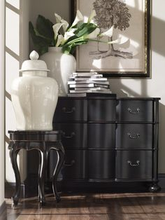 A black and white color scheme sets the color combination bar high for the sublime, statement worthy color combination standard.