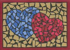 Convivência- mosaico