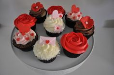 Valentines Day cupcakes | Flickr - Photo Sharing!