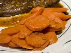Jamaican Carrots from Food.com: A sweet, spicy carrot side dish.