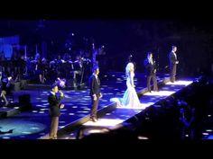2013-4-19 - London - Il Divo - The Prayer (video by Laurene)