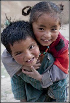 Joyful Kids, Nepal - by mko_fr