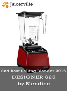 The BlendTec Designer 625 is engineered not only to perform but also to fit your fashion sense. Designer 625 blender is the next generation blending technology. Hot Soup, Simple, Design, Design Comics