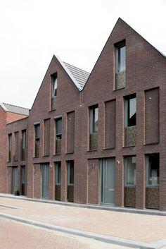 Zeeuws Housing / Pasel.Kuenzel Architects