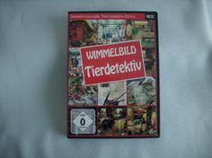 157) PC-SPIEL: Wimmelbild Tierdetektiv, Preis 6€