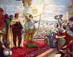 Campomaiornews: Dia 1 de Dezembro, comemoram-se os 378 anos da Res... Portugal, Special Day, Painting, Art, Dental, Important Dates, Holiday, Country, Art Background