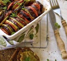 Recette - Tian de légumes - Notée 4.4/5 par les internautes
