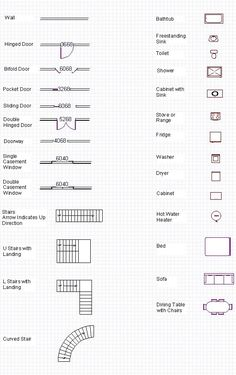 Blueprint symbols bath architectural drawing resources blueprint symbols free glossary floor plan symbols for engineer requirement and readyman requirement for drawing floor plans and fire escape routes malvernweather Images
