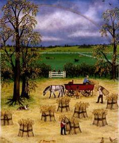 by  Grandma Moses