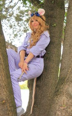 Gadget from Rescue Rangers This is totally my costume for next year!