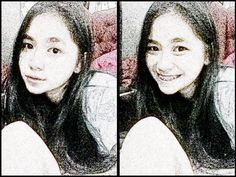 @Ashilla Zahrantiara she my inspiration. ilysm mbash!!!<3