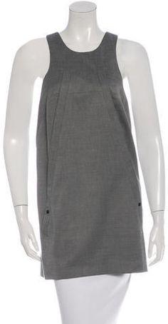 Alexander Wang Virgin Wool-Blend Tunic Women Tunic, Alexander Wang, Wool Blend, Tunic Tops, Stylish, Fashion, Moda, Fashion Styles, Fashion Illustrations