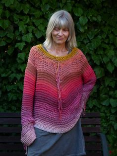 Pullover, Knitting, Fashion, Moda, Tricot, Fashion Styles, Sweaters, Breien, Stricken