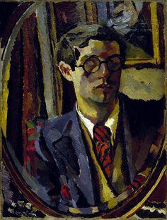 (Self-portrait), Duncan Grant