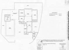 House Plan Upper Floor House Plans, Villa, Floor Plans, How To Plan, Things To Sell, Ground Floor, House Plans Design, House Floor Plans, House Design