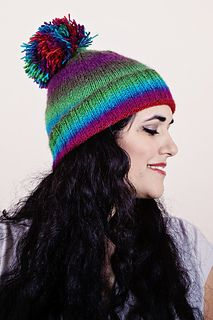 Free pattern on Ravelry  Beanie or Slouch hat