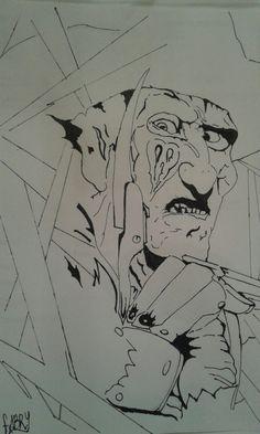 #FreddyKrueger#
