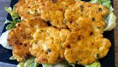Szarpane kotleciki drobiowe z camembertem Cauliflower, Blog, Meat, Chicken, Vegetables, Cauliflowers, Blogging, Vegetable Recipes, Cucumber