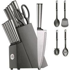 Ginsu Koden Series 18Piece Stainless Cutlery Set
