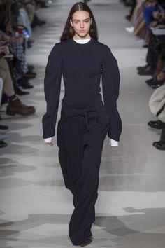 Victoria Beckham, Осень-зима 2017/2018, Ready-To-Wear, НЕДЕЛЯ МОДЫ: Нью-Йорк