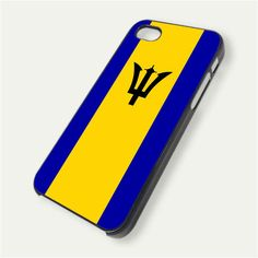 Barbados Flag iPhone 5 Case Cover FREE SHIPPING