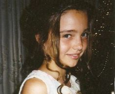 she was even adorable when she was little