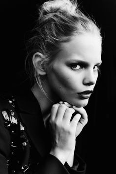 Marloes Horst by Billy Kidd || Oyster Magazine Australia Issue #101 || Fall 2012
