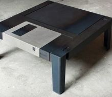 Floppy table! #floppy #cool as added on stuffpool.com