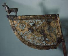 Viking weathervane. Statens Historiska Museum, Stockholm, Sweden Image © Werner Forman/CORBIS