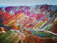 The 10 most surreal landscapes in the world - Travel - The Independent