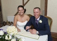 Signing The Wedding Register Is A Chance For You To Get Plenty Of Photos And