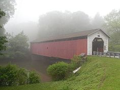 covered bridges - Bing ImagesImage Source Page: http://en.wikipedia.org/wiki/McGees_Mills_Covered_Bridge