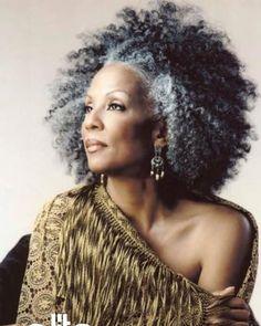 BEAUTIFUL BLACK WOMEN - AGING WITH GRACE
