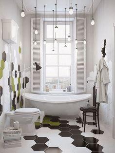 Best Scandinavian bathroom design ideas are here. The Architecture Design presents the latest Scandinavian bathroom design ideas you should check at least once. Bathroom Decor Luxury, Scandinavian Bathroom Design Ideas, Bathroom Styling, Bathroom Interior, Scandinavian Apartment, Modern Industrial Interior, Luxury Bathroom, Beautiful Bathrooms, Tile Bathroom