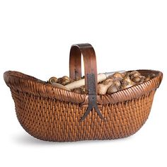 Love this willow basket
