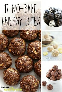 Minimal ingredients, tons of protein, and just what you need for an energy boost. | RodaleWellness.com