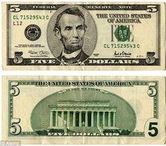 343 Best paper u s  money images in 2019 | Money, Coins