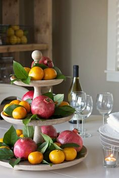 5 Fresh Ideas for Rosh Hashanah Centerpieces