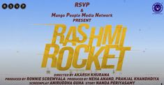 """Rashmi Rocket 2021 Trailer Review Rashmi Rocket,"""" directed by Akarsh Khurana, is a Story based on a athlete life and her struggle featuring Tapsee pannu in the leading roles . This table gives you the following basic movie information about Rashmi Rocket Director, Producer, Writer, Star Cast, Production Company, IMDb Ratings, Platform name, Time Durations, etc. Gender Test, Tv Gossip, Taapsee Pannu, Lead Role, Production Company, Star Cast, Movie Releases, Athlete"""