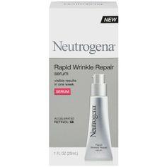 Neutrogena - Rapide Réparation Antirides Sérum, 1 Once