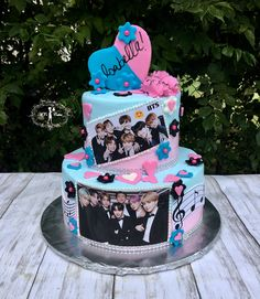 MJ's Cakes, where life is sweet Army Birthday Cakes, Army's Birthday, Themed Birthday Cakes, Themed Cakes, Cupcakes, Cupcake Cakes, Bts Cake, Bts Birthdays, Friends Cake