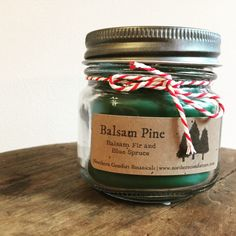 Hand Poured Balsam P