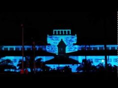 gedung sate 3d mapping