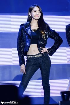 The Beauty of Chubby Leg Lines of K-pop Girl groups Female idol 12 December 2015 Sooyoung, Im Yoona, Yuri, Tiffany, Cute Korean, Korean Girl, Girls Generation, Stage Outfits, Fashion Outfits