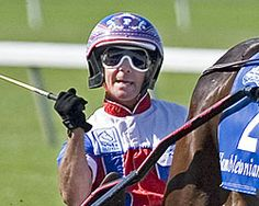 Harness Racing - USTA Harness the Excitement! - United States Trotting Association (Ron Pierce)